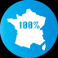 Fabrication enseigne publicitaire française